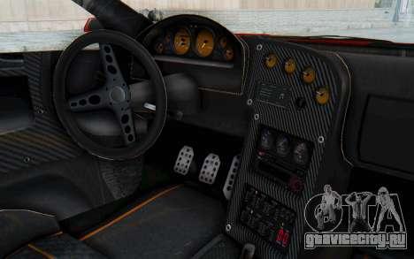 GTA 5 Pegassi Reaper IVF для GTA San Andreas вид справа
