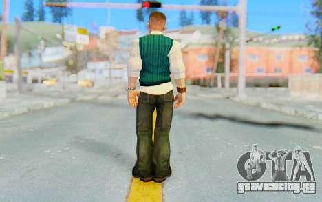 Gary Smith v1 для GTA San Andreas третий скриншот