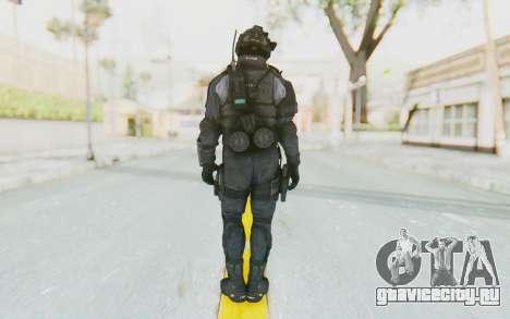CoD BO2 LAPD v1 для GTA San Andreas третий скриншот