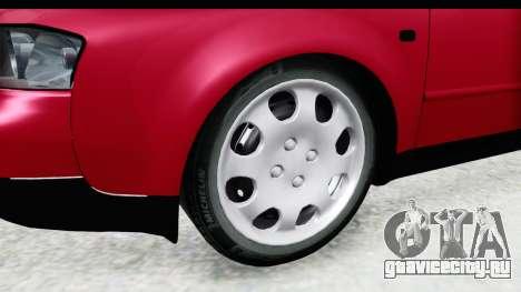 Audi A6 C5 Avant Sommerzeit для GTA San Andreas вид сзади