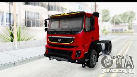 Volvo FMX Euro 5 v2.0 для GTA San Andreas вид справа