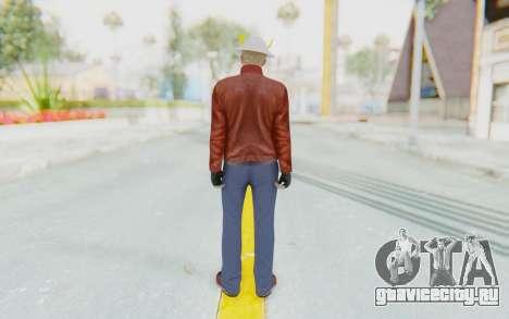 Jay Garrick (Hunter Zoolomon) для GTA San Andreas третий скриншот