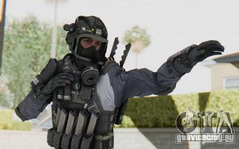 Federation Elite SMG Original для GTA San Andreas