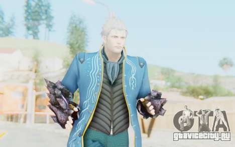Devil May Cry 4 - Vergil Special Edition Beowulf для GTA San Andreas