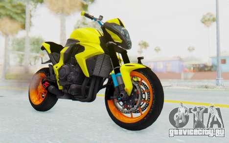 Honda CB1000R для GTA San Andreas вид справа