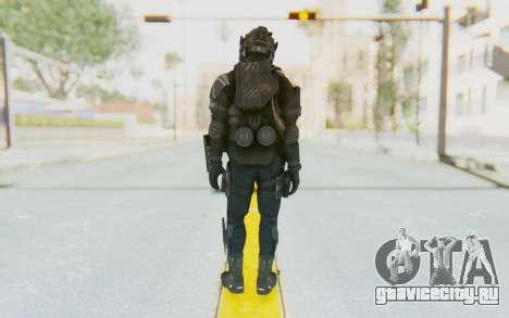 Federation Elite LMG Tactical для GTA San Andreas третий скриншот