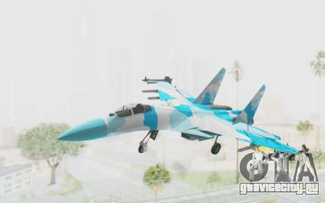 SU-37 American Ornament для GTA San Andreas
