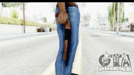 GTA 5 Double Barrel Sawn-Off для GTA San Andreas третий скриншот