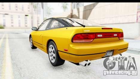Nissan 240SX 1994 v1 для GTA San Andreas вид слева