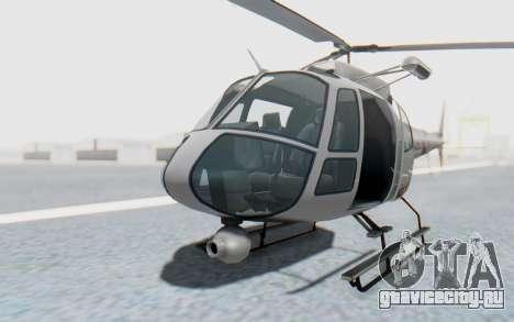 GTA 5 News Chopper Style Weazel News для GTA San Andreas