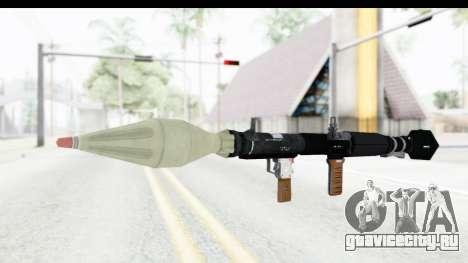 GTA 5 Shrewsbury Rocketlauncher для GTA San Andreas