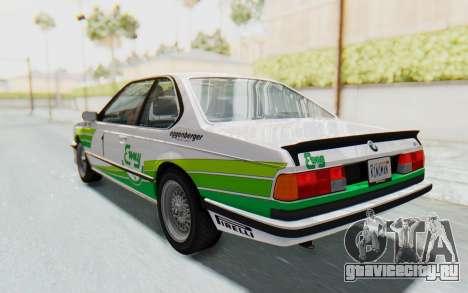 BMW M635 CSi (E24) 1984 HQLM PJ2 для GTA San Andreas колёса