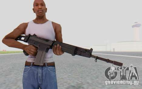 FN-FNC для GTA San Andreas