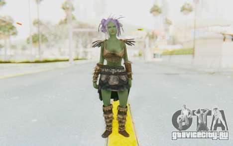 Skyrim - Khorah Orc v1 для GTA San Andreas второй скриншот