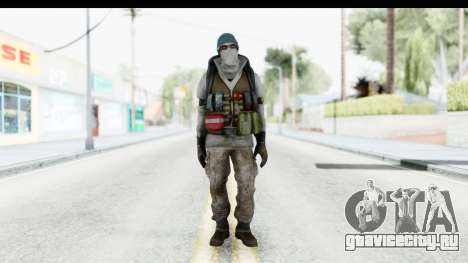 The Division Last Man Battalion - Medic для GTA San Andreas второй скриншот