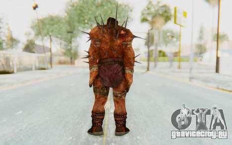 Hades v2 для GTA San Andreas третий скриншот