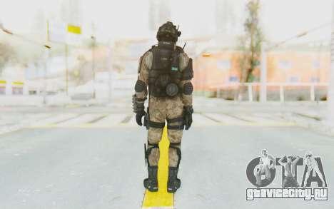 Federation Elite Shotgun Desert для GTA San Andreas третий скриншот