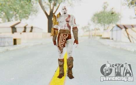 Kratos v1 для GTA San Andreas второй скриншот