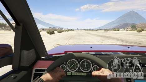 Land Rover Discovery 4 для GTA 5 вид сзади