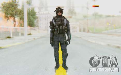 Federation Elite Assault Original для GTA San Andreas второй скриншот