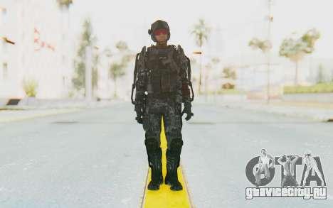 CoD Advanced Warfare ATLAS Soldier 2 для GTA San Andreas второй скриншот