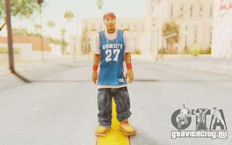 Def Jam Fight For New York - Redman для GTA San Andreas второй скриншот