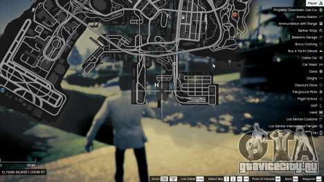 Heist Project 0.4.32.678 для GTA 5 третий скриншот