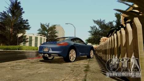 GeForce ENB для слабых ПК для GTA San Andreas