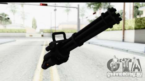GTA 5 Coil Minigun v2 для GTA San Andreas второй скриншот