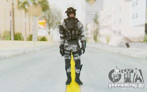 Federation Elite Assault Arctic для GTA San Andreas второй скриншот