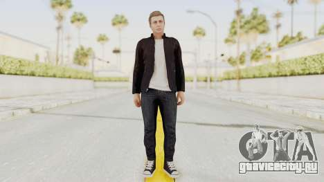 Steve Rogers & Barry Allen Flashpoint Paradox для GTA San Andreas второй скриншот
