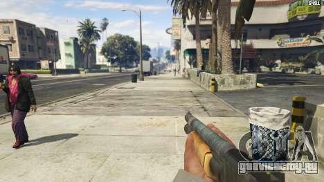 M590 для GTA 5 четвертый скриншот
