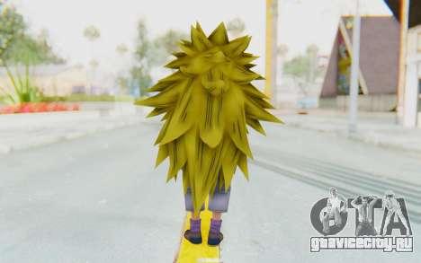 Dragon Ball Xenoverse Pan SSJ3 для GTA San Andreas третий скриншот
