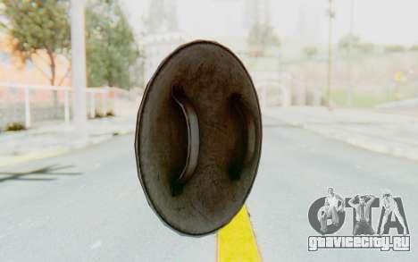 Deadpool Shield v2 для GTA San Andreas второй скриншот