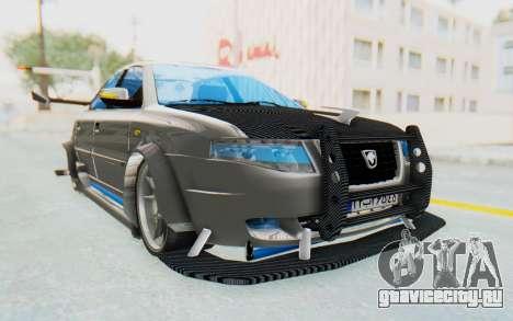 Ikco Soren Full Sport для GTA San Andreas вид справа