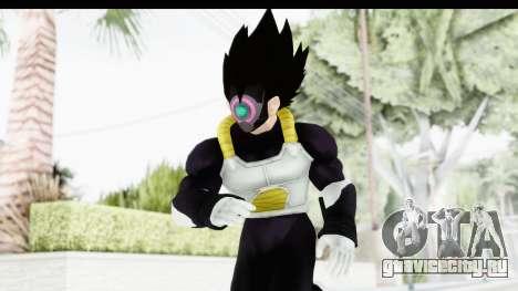 Dragon Ball Xenoverse Vegeta Timebreaker Fix для GTA San Andreas