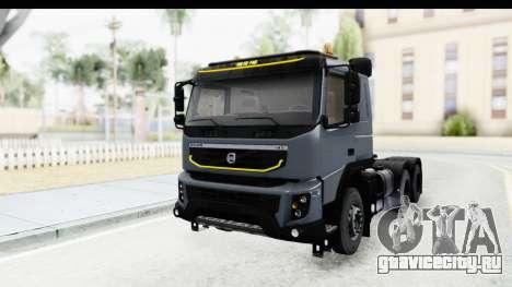 Volvo FMX Euro 5 v2.0.1 для GTA San Andreas