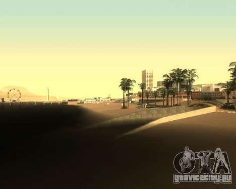 Реалистичное ENB для средних ПК V.1 для GTA San Andreas четвёртый скриншот