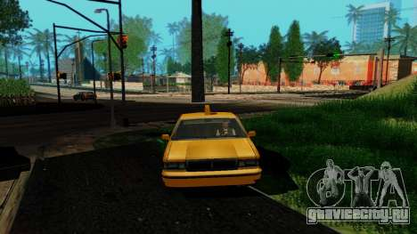 GeForce ENB для слабых ПК для GTA San Andreas второй скриншот