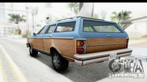 Pontiac Bonneville Safari from Bully для GTA San Andreas вид сзади слева