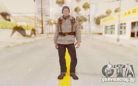 COD BO Russian Soldier v1 для GTA San Andreas второй скриншот