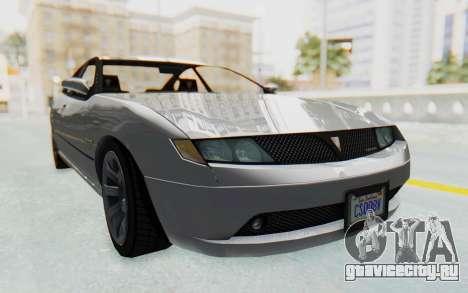GTA 5 Imponte DF8-90 IVF для GTA San Andreas вид справа