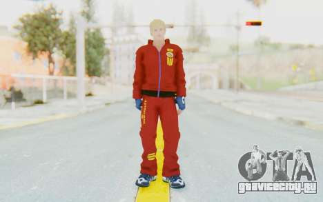 Slim Bob Skin для GTA San Andreas второй скриншот