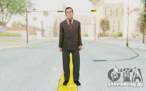 Mafia 2 - Gravina Boss Black для GTA San Andreas второй скриншот