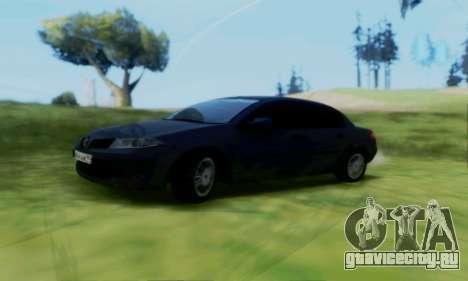 Renault Megane 2004 для GTA San Andreas