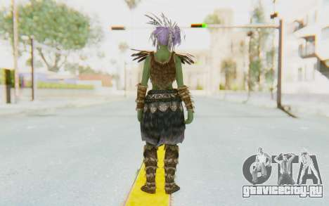 Skyrim - Khorah Orc v1 для GTA San Andreas третий скриншот