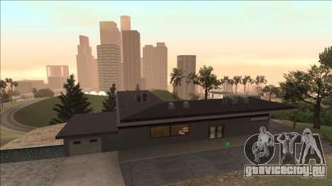 Beta Mulholland Safehouse для GTA San Andreas второй скриншот