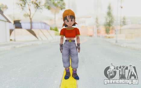 Dragon Ball Xenoverse Pan SJ для GTA San Andreas второй скриншот