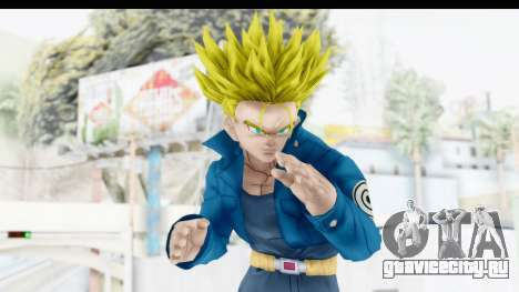 Dragon Ball Xenoverse Future Trunks SSJ1 для GTA San Andreas