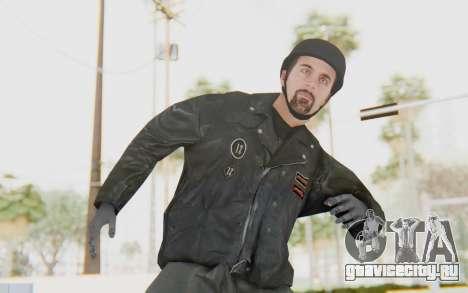 GTA 5 Lost Gang 1 для GTA San Andreas